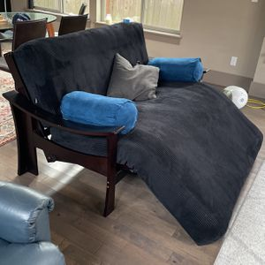 Futon couch for Sale in Seattle, WA