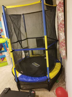 My first trampoline-The Bounce 55 inch for Sale in Clarksburg, MD