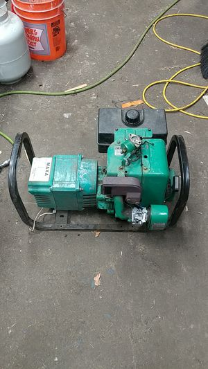 Coleman 4000w generator for Sale in Roy, WA
