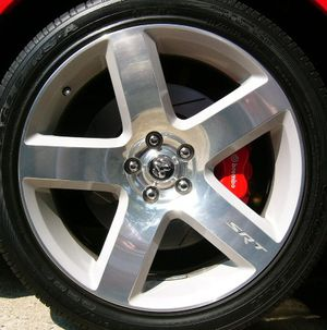 "SRT Wheels Rare 20"" rims for Sale in Whittier, CA"