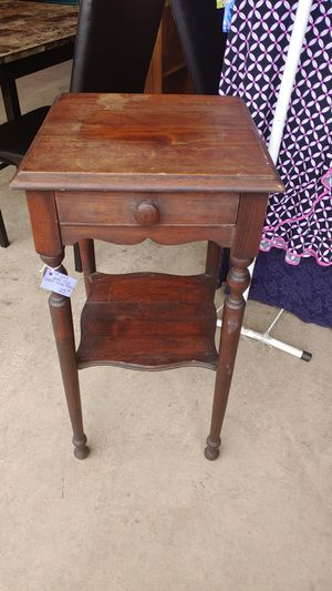 Very old Dark Side table for Sale in Tulsa, OK