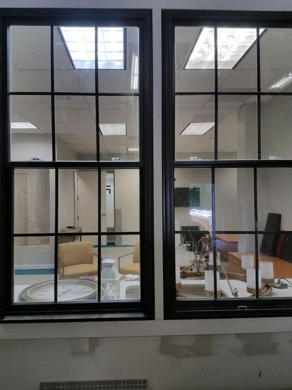 Pella Windows. 36 1/2 x 69 1/2
