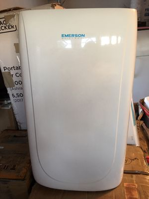 Emerson quiet cool portable air conditioners for Sale in Sanger, CA