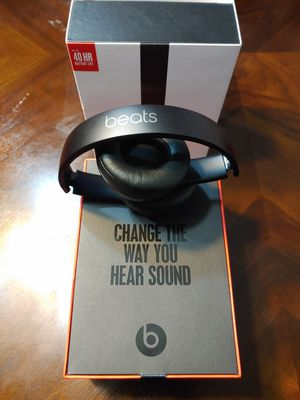 Beats solo 3's by Dr. Dre for Sale in Salt Lake City, UT