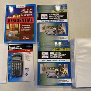 Electrical Apprenticeship Books for Sale in Denver, CO