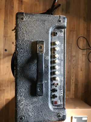 Crate amp for Sale in Pendleton, IN