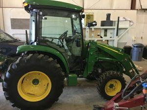 2017 John Deere 4052R Tractor for Sale in Phoenix, AZ