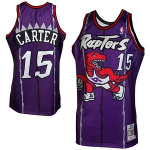 7021 Toronto Raptors Vince Carter Mitchell Ness Jersey for Sale in Dublin, CA