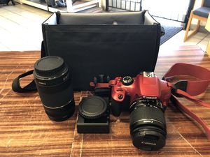 Canon t6 camera for Sale in San Diego, CA