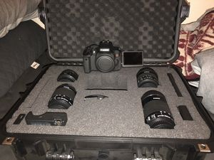 Canon T6i for Sale in Redwood City, CA