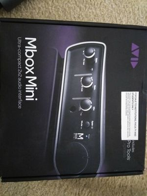 2x Mbox minis one NIB for Sale in Newark, DE