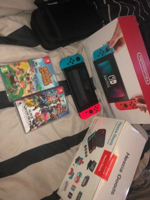 Nintendo switch for Sale in Dillwyn, VA