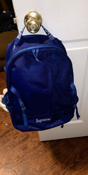 Supreme fw18 backpack for Sale in Takoma Park, MD