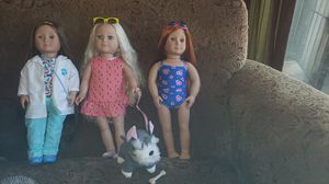 """18"""" Our Generation® and My Life Dolls for Sale in Lodi, CA"""