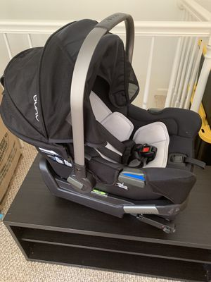 Nuna pipa infant car seat for Sale in Concord, MA