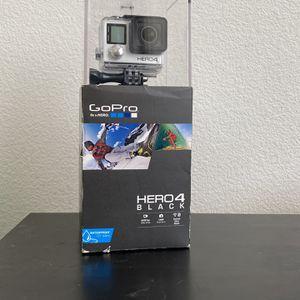 Go pro Hero 4 Silver for Sale in San Jose, CA