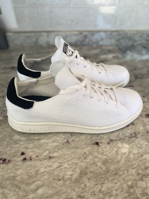 Adidas Stan Smith originals Mens 6.5 worn by 8.5-9 Woman for Sale in Glenview, IL
