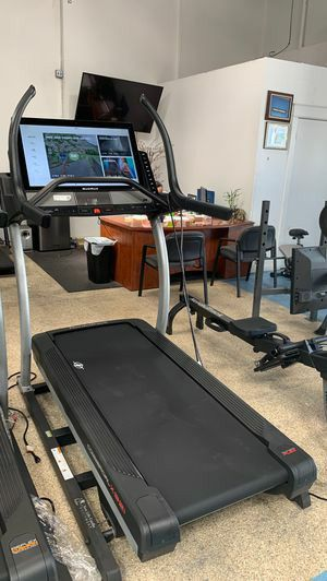 I'm going to pump you up !!! Ck out our price on a NordicTrack X32i incline trainer treadmill for Sale in Los Angeles, CA