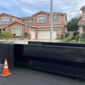 Dump Bin Trash Hauling Demolition Excavation for Sale in Riverside, CA