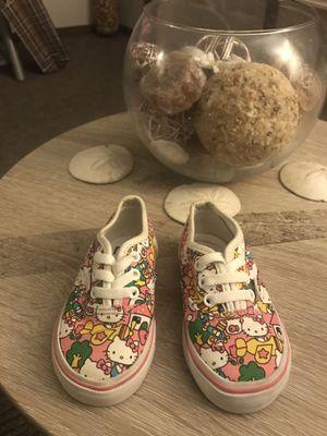 Hello Kitty kids tennis shoes for Sale in Auburn, WA