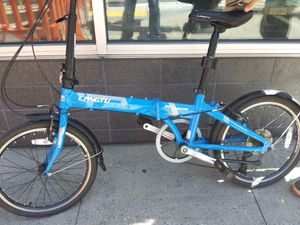 FOLDING BIKE Langtu $ 250 brand new!! for Sale in Berkeley, CA