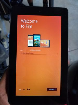 Amazon fire tablet for Sale in Kissimmee, FL