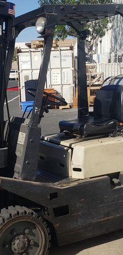 TCM Forklift 5000 LBS CAP SIDE SHIFT for Sale in Santa Ana,  CA