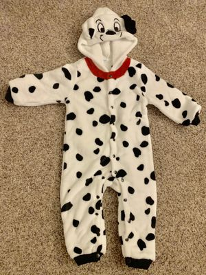Dalmatian bodysuit Halloween costume 18-24 months for Sale in Moreno Valley, CA
