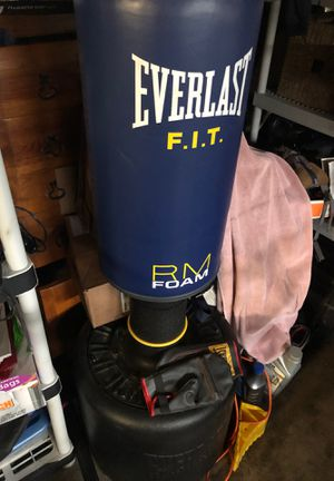 Punching bag for Sale in Half Moon Bay, CA