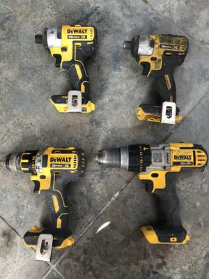 Dewalt impact drivers and Drills for Sale in Las Vegas, NV