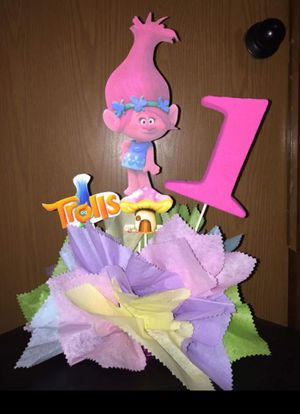 Trolls Centerpieces for Sale in Houston, TX