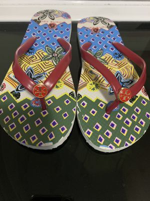 Tory Burch new sandals sz 7 $30 for Sale in Fort Worth, TX