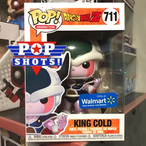 Dragonball Z King Cold (Metallic Paint) #711 Funko Pop! for Sale in Milwaukie, OR