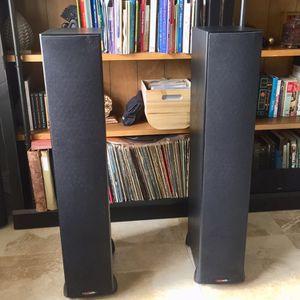 (2) Polk Audio 200 Watt Tower Speakers!! for Sale in Miami, FL