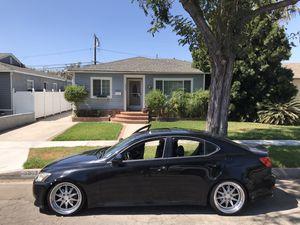 2006 lexus is250 for Sale in Long Beach, CA