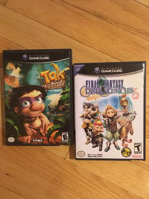 GameCube games, $30 each for Sale in Rockville, MD