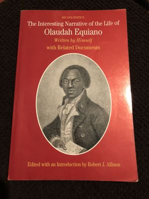 The Interesting Narrative of the Life of Olaudah Equiano for Sale in San Francisco, CA