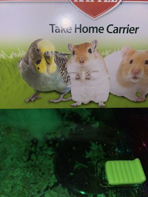 Hamster cage free for Sale in Highland, CA