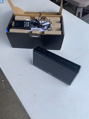 Bose speaker for Sale in Westminster, CA
