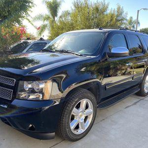 Black 2013 Chevrolet Tahoe · LT Sport Utility 4D for Sale in Pomona, CA