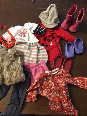 our generation 13 pc. Lot of clothing & accessories for Sale in North Andover, MA