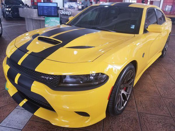 dodge hellcat for sale el paso 2017 Dodge Charger SRT Hellcat for Sale in El Paso, TX