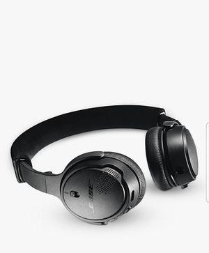 BOSE on-ear bluetooth WIRELESS headphones for Sale in Seattle, WA