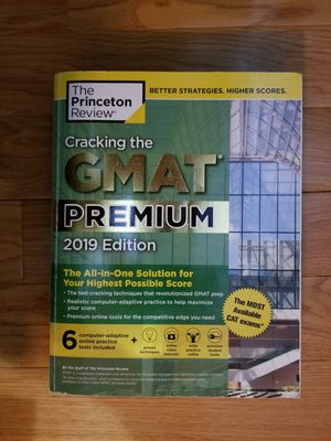 GMAT Book for Sale in Cary, NC