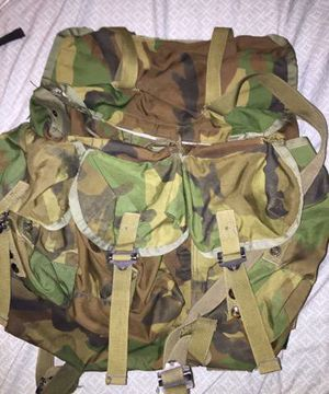 Army grade backpack for Sale in Denver, CO