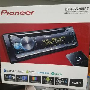 New!!! Pioneer Car Stereo With Bluetooth for Sale in Phoenix, AZ