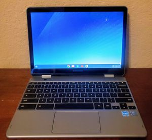 Samsung Chromebook Plus 2 in 1 for Sale in McKinney, TX