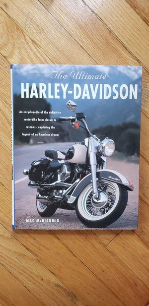 Harley-Davidson Ultimate Motorcycle Encyclopedia Pick up Northside for Sale in Chicago, IL