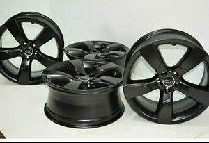 "19"" Audi A4 S4 Factory OEM Wheels Rims 19 Genuine for Sale in Solana Beach, CA"