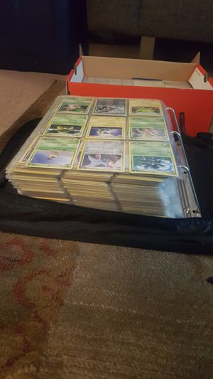 Pokemon card lot for Sale in OR, US